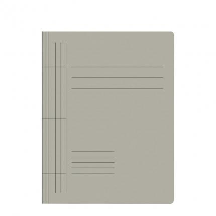 Karton-Schnellhefter, grau