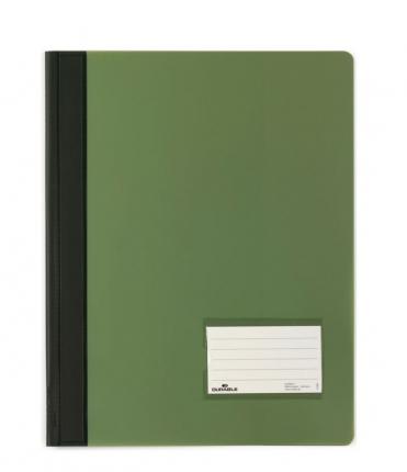 Durable Schnellhefter Duralux, grün