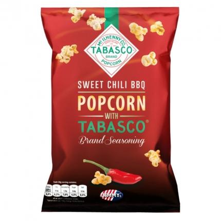 Tabasco Popcorn, BBQ