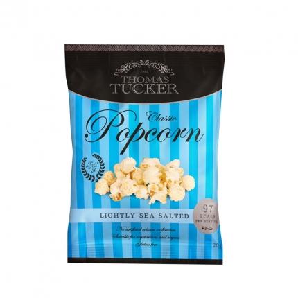 Popcorn, Salted, Thomas Tucker