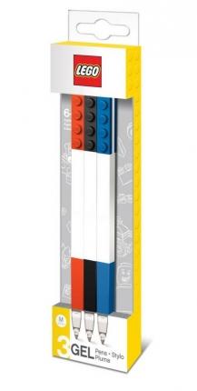 LEGO Gelschreiber 3er-Pack