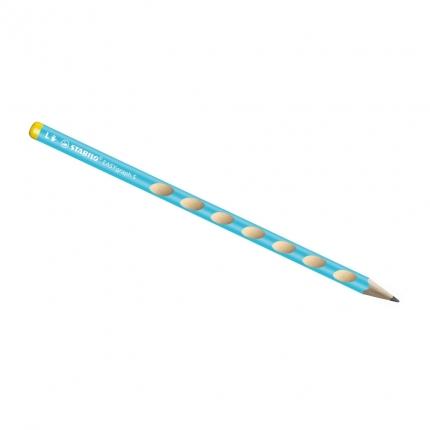 Stabilo EASYgraph HB dünn, blau für Linkshänder