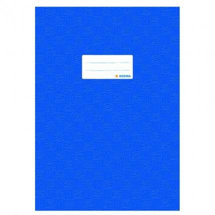 Heftschoner A4, dunkelblau gedeckt, Herma