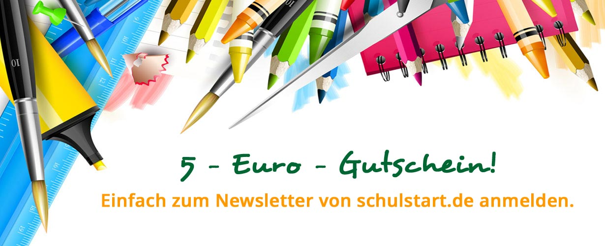 5-Euro-Gutschein für schulstart.de