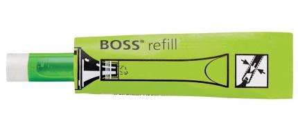 Nachfülltinte Stabilo BOSS Refill grün