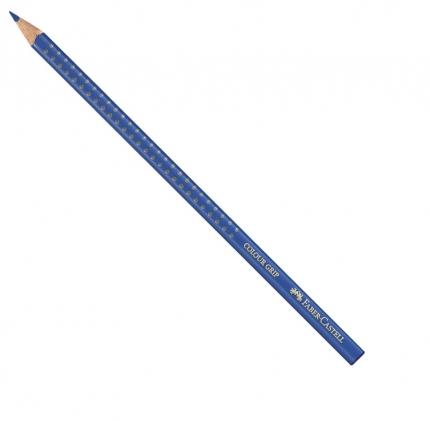 BB Faber-Castell Buntstifte einzeln Colour Grip kobaltblau - 43