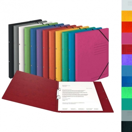 Ringhefter Pappe, Exacompta Colorspan