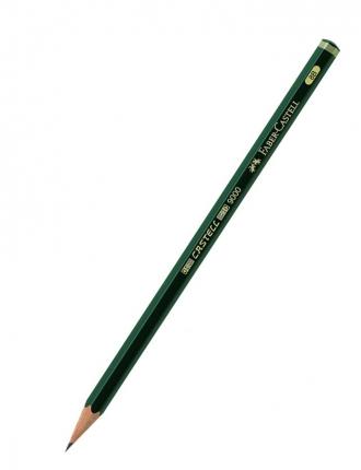 BB Faber-Castell Bleistift 8B