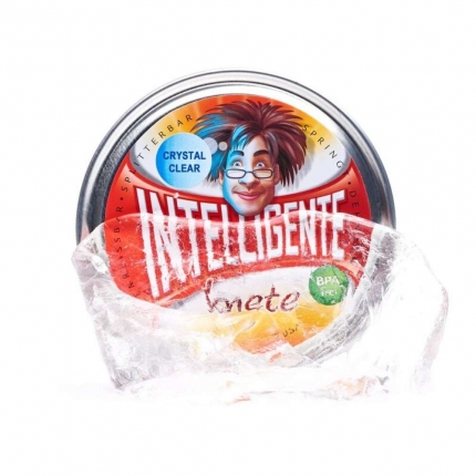 Intelligente Knete Crystal Clear