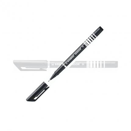 Stabilo Sensor Fineliner M schwarz