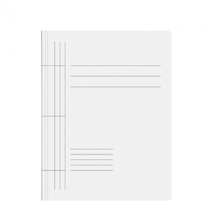 Karton-Schnellhefter, weiß