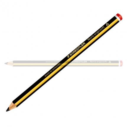 Staedtler Bleistift Noris ergosoft Jumbo, 2B-Mine