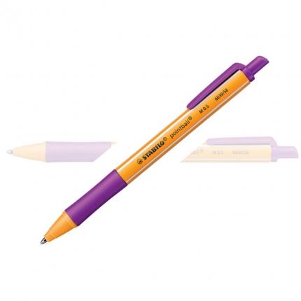 Stabilo pointball lila, Kugelschreiber