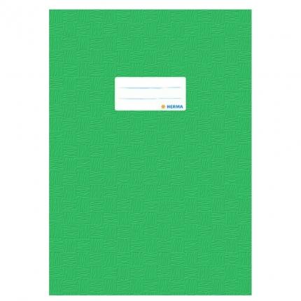 Heftschoner A4, dunkelgrün gedeckt, Herma