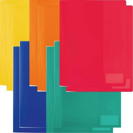 Herma Schnellhefter PP, 2 x 5 Farben