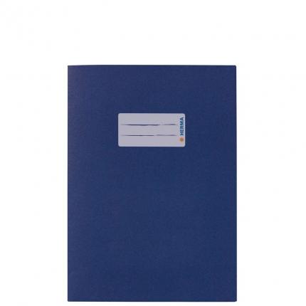Heftumschlag Papier UWF, A5 blau