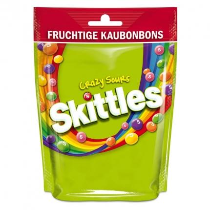 Skittles Crazy Sour, 152 g