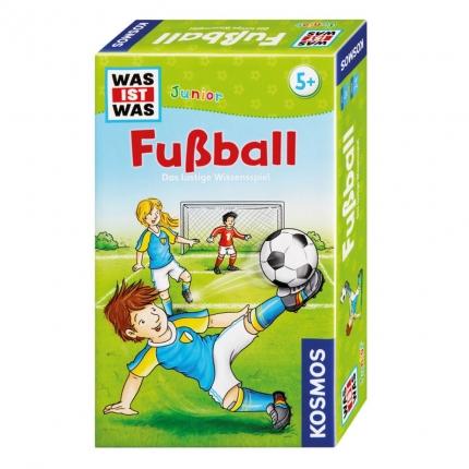 Was ist Was Spiel Junior: Fußball