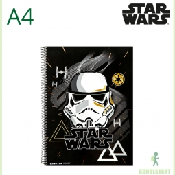 Star Wars Block A4, Lineatur 28