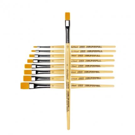 Flachpinsel da Vinci, Stärke 8