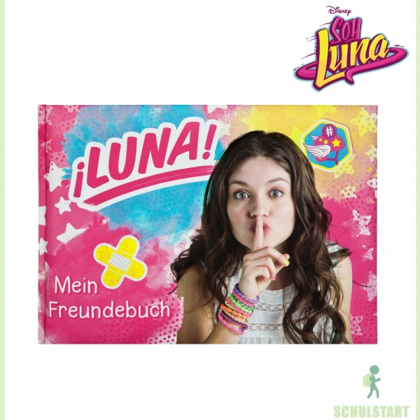 soy luna freundebuch. Black Bedroom Furniture Sets. Home Design Ideas