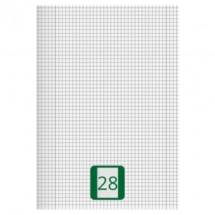 Großes Schulheft, Lineatur 28, A4