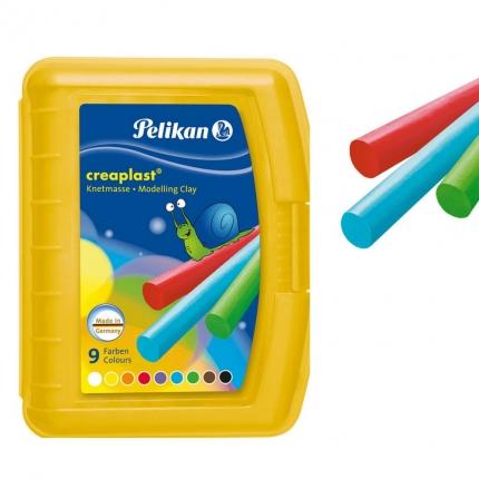 Pelikan Knete creaplast, gelbe Box