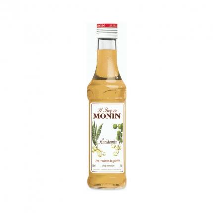 Monin Sirup Macadamia, 50 ml