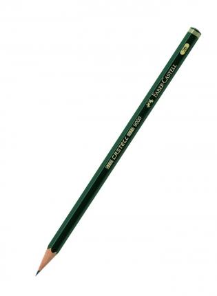 BB Faber-Castell Bleistift 3B