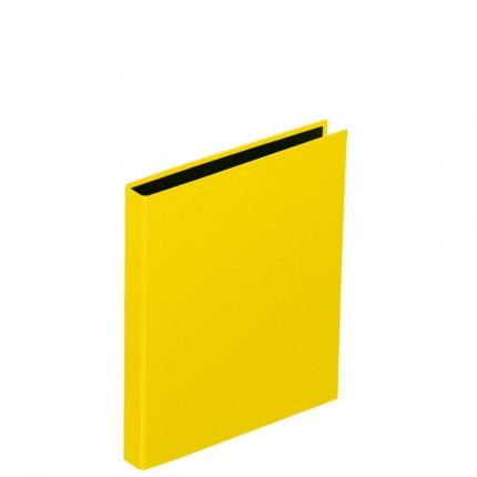 Ringbuch A5 gelb, Pagna