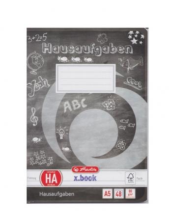 Herlitz Hausaufgabenheft A5