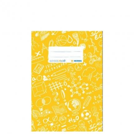 Herma Schoolydoo Heftumschlag A5, gelb