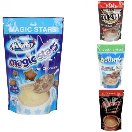 Schokoriegel Hot Chocolate-Trinkschokolade, verschiedene Sorten, 140 g