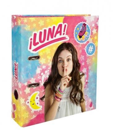 Soy Luna Ordner