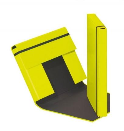 Heftbox A4 Pagna, lindgrün
