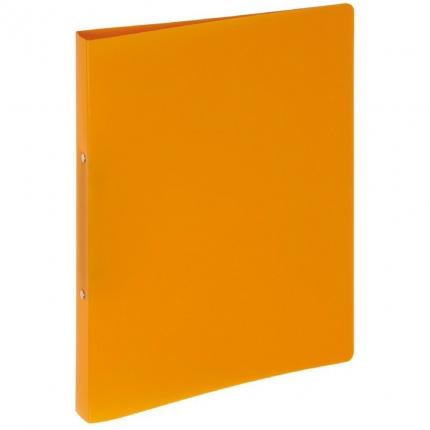 Ringhefter A4, Kunststoff orange, Pagna