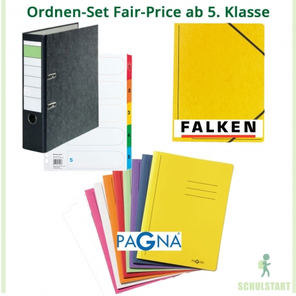 Ordnen-Set Fair-Price: Klasse 5+