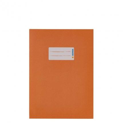 Heftumschlag Papier UWF, A5 orange