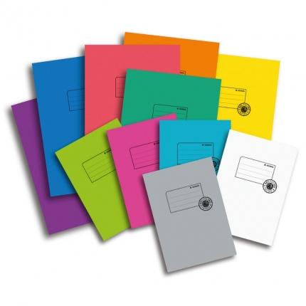 Heftschoner aus Recyclingpapier