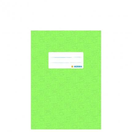 Heftschoner A5, hellgrün gedeckt, Herma