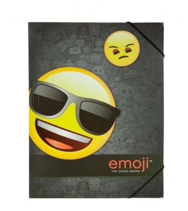 Emoji Sammelmappe A4