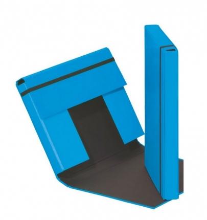 Heftbox A4 Pagna, hellblau