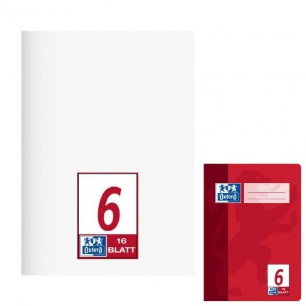 10 Herlitz Schulhefte DIN A5 16 Blatt Lineatur 8f