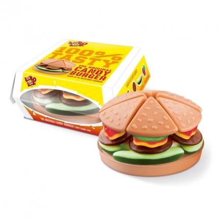 Riesen Candy Burger XXL, 130 g