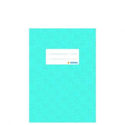 Heftschoner A5, hellblau gedeckt, Herma