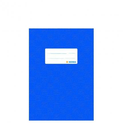 Heftschoner A5, dunkelblau gedeckt, Herma