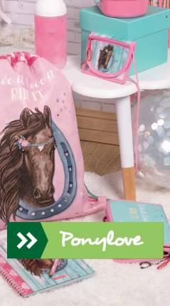 Schulsachen für Pferdefreunde