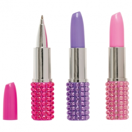 Lippenstift Kugelschreiber
