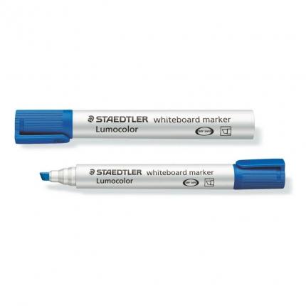 Whiteboard Marker, Staedtler Lumocolor blau