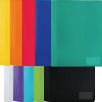 Herma Schnellhefter PP im Set mit 10 Farben